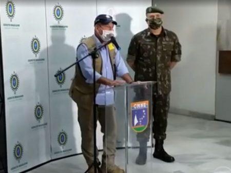 """Ministro da Defesa: """"Forças Armadas são fiéis à ordem jurídica e democrática e não têm viés político"""""""
