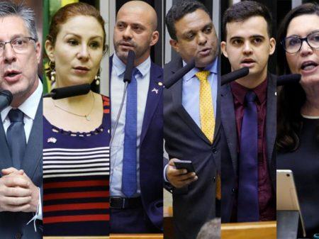 STF quebra sigilos bancários de parlamentares ligados aos atos golpistas