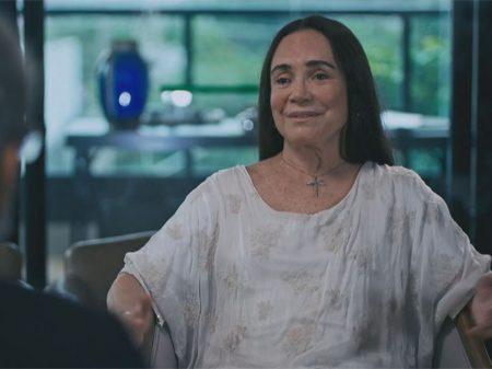 """Regina Duarte deixa escapar alívio após ser exonerada do governo: """"#ufa!"""""""