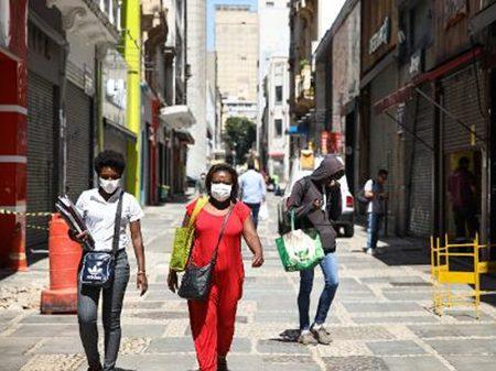 Recuar imediatamente da flexibilização em São Paulo