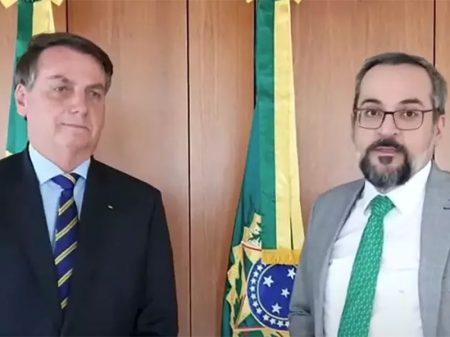 Após defender prender ministros do STF, Weintraub anuncia saída do governo