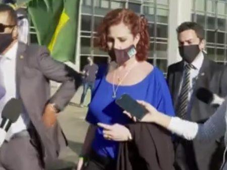 Deputada bolsonarista mente sobre inquérito das fake news