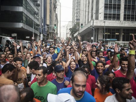 Democracia tem o apoio de 75% dos brasileiros, registra o Datafolha