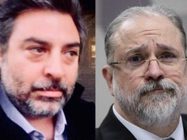 """Aras dá uma """"ajudinha"""" a Bolsonaro requentando caso Tacla Duran contra Moro"""