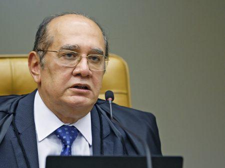 Gilmar Mendes aponta crime de Bolsonaro ao incitar invasões de hospitais