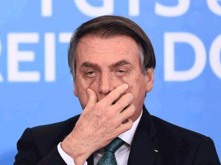 Usando cloroquina, Bolsonaro testa positivo para Covid-19 pela terceira vez em 15 dias