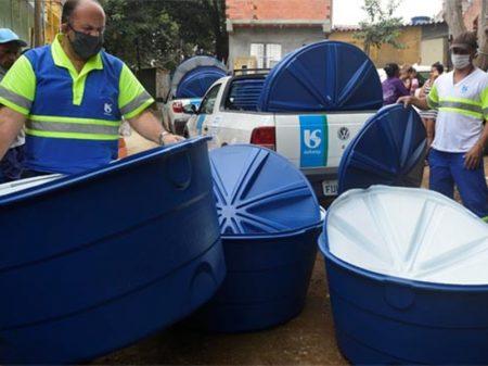 Empresas repudiam veto de Bolsonaro no saneamento