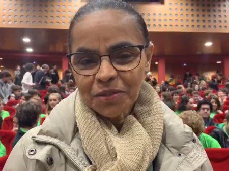 """Destruição da Amazônia é efeito das """"ações deliberadas desse governo"""", diz Marina"""