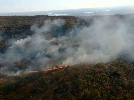Quinta-feira (30) foi o dia de julho com mais queimadas na Amazônia em 15 anos