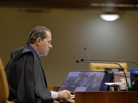Seis entidades de juízes e procuradores repelem proposta de Toffoli