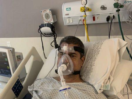 Deputado bolsonarista que negou mortes por Covid está  na UTI com o vírus