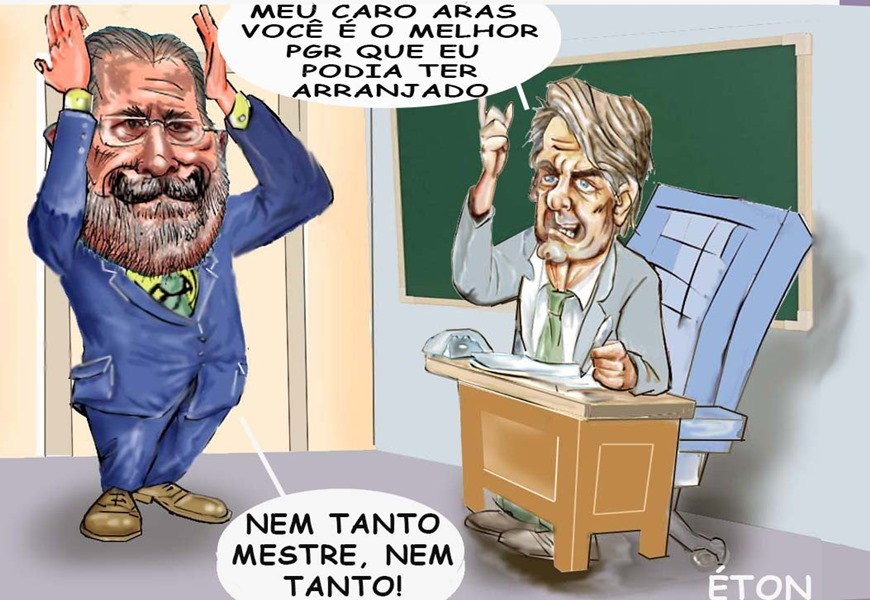 Ataque de Aras à Lava Jato é para acoitar corrupção de Bolsonaro e ...