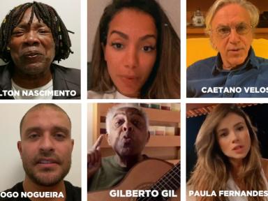 Artistas criticam urgência em projeto contra arrecadação de direitos autorais