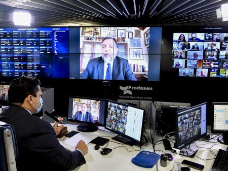 Senado aprova por unanimidade convite para que Guedes explique ofensas