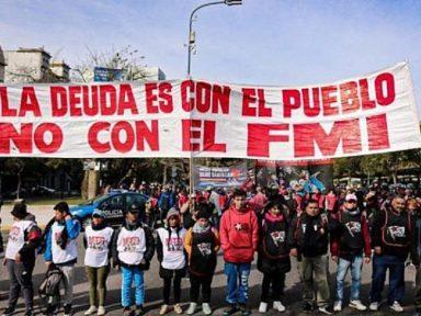 Argentina anuncia acordo com credores externos
