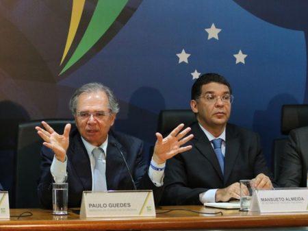 Mansueto vira sócio de banco fundado por Guedes