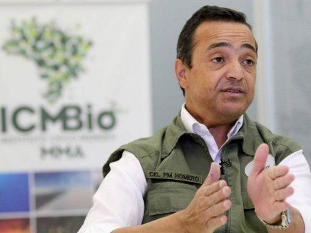 Homero Cerqueira é o segundo presidente do ICMBio demitido por Salles