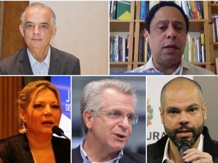Orlando será oficializado no sábado; PSDB, PSD e PSL confirmam Covas, Matarazzo e Joice