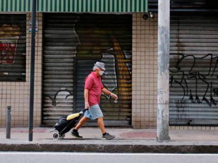 País perde 8,9 milhões de empregos em três meses