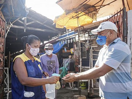 Governo federal ignorou papel dos agentes de saúde no combate ao coronavírus