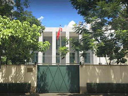 PF faz operação contra ameaça terrorista ao Consulado da China em SP