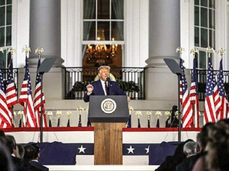 Convenção Republicana sacramenta Trump e sua 'realidade alternativa'