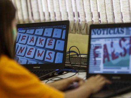 """""""Notícias fraudulentas ameaçam a democracia"""", alertam entidades em carta a Maia"""
