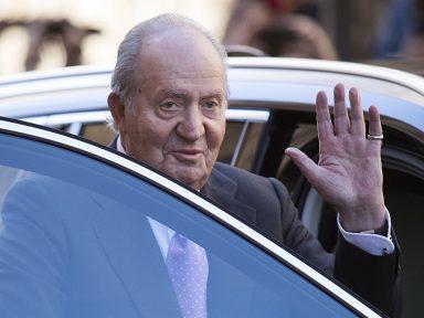 Juan Carlos I, o Emérito,  flagrado em corrupção, foge da Espanha