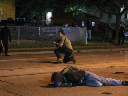 Dois manifestantes são mortos em atos contra o racismo em Kenosha