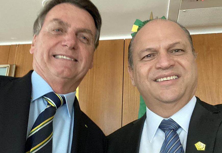 Bolsonaro escala seu líder, Ricardo Barros, para atacar Lava Jato – Hora do Povo