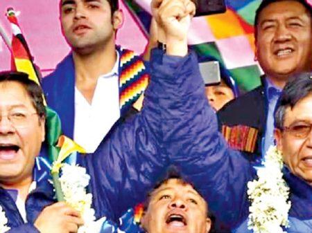 Pesquisa aponta ampliação da vantagem de Arce nas eleições bolivianas