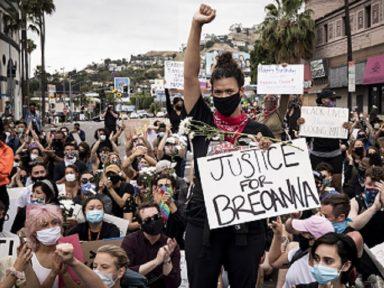 Louisville, nos EUA, pagará US$ 12 mi à família de Breonna, negra morta por policiais
