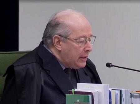 Celso de Mello muda plenário para julgar recurso do depoimento de Bolsonaro