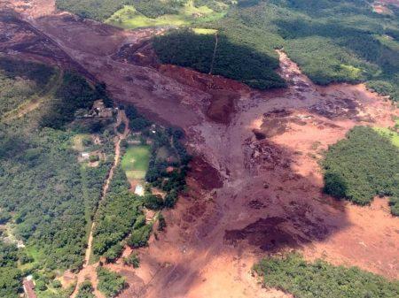 MPF pede intervenção na Vale para garantir segurança de barragens