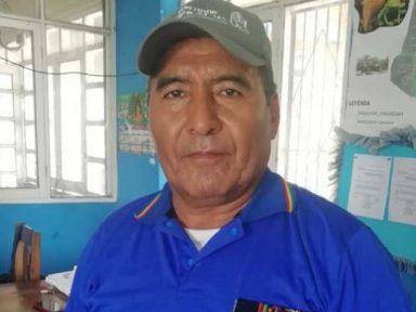"""""""Com Arce, Bolívia voltará a ser dos bolivianos"""", afirma Evaristo Huallpa"""