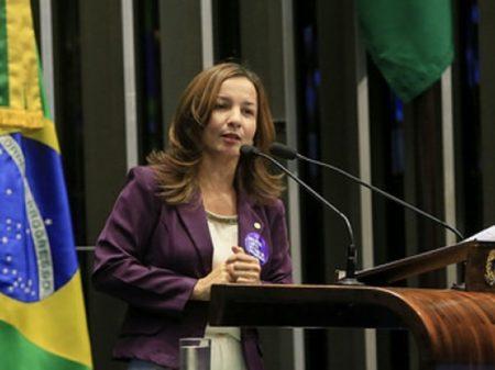 Coligação PCdoB, PDT, PT e PSD lança Marcivânia para Prefeitura de Santana/AP