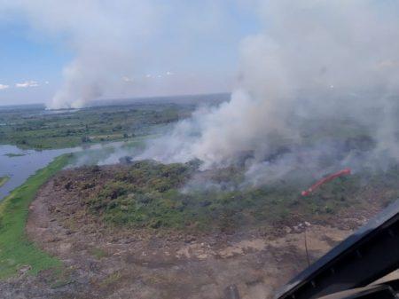 PF reúne provas de complô entre fazendeiros nas queimadas do Pantanal