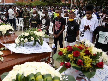 Colombianos denunciam 9 massacres e 45 assassinatos em duas semanas