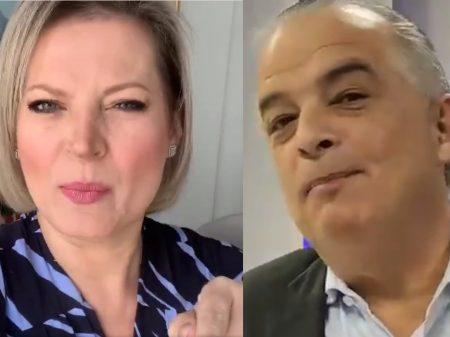 Depois de Márcio França, Joice entra na fila para pedir apoio de Bolsonaro