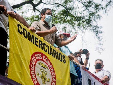 """Orlando alerta que """"veto de Bolsonaro à desoneração pode levar a uma onda de demissões"""""""