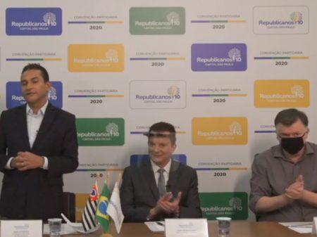 Russomano entra na disputa com Márcio França e Joice pelos votos de Bolsonaro