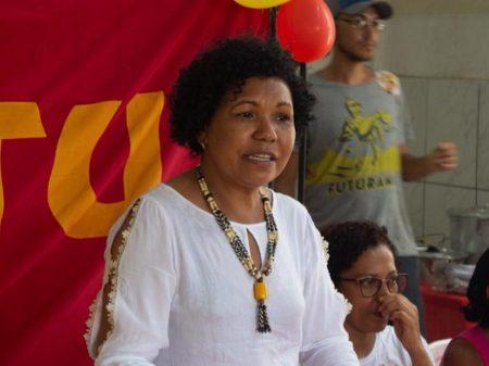 Vera Lúcia é oficializada candidata em São Paulo pelo PSTU