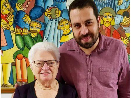 PSOL escolhe chapa Boulos e Erundina para disputar a prefeitura de São Paulo