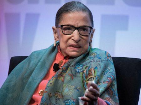 Falece Ruth Bader Ginsburg, juíza da Suprema Corte e 'advogada da igualdade'