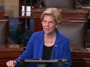 """Senadora Warren: """"Trump quer tomar vaga na Corte Suprema para impor agenda antidemocrática"""""""