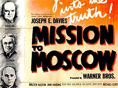 """""""Missão em Moscou"""", por Maria do Rosário"""