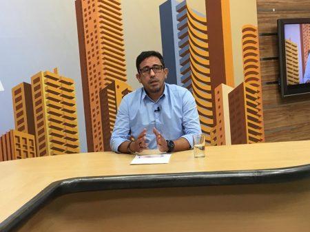 """Anizio: """"minhas prioridades são empregos e a saúde da população de Fortaleza"""""""