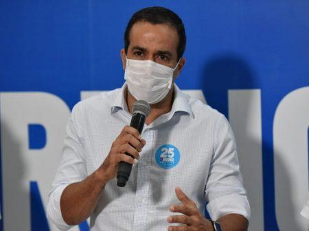 BA: Bruno Reis diz que  pandemia da Covid tornou os desafios ainda maiores