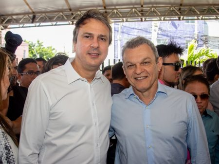 """Com Covid, Sarto recebe solidariedade do governador Camilo Santana: """"um grande parceiro"""""""