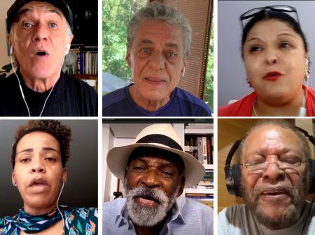 """Artistas unem suas vozes em defesa do Pantanal na música """"Eu quero ver"""""""